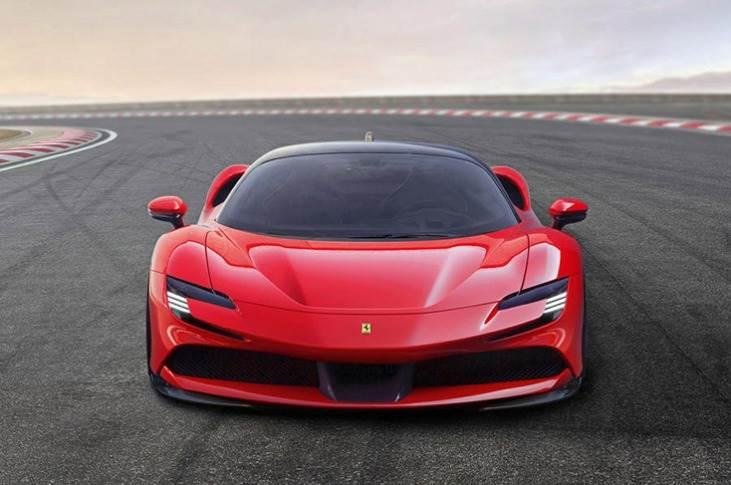 (图片来源:autocarpro.in,车型:SF90 Stradale)