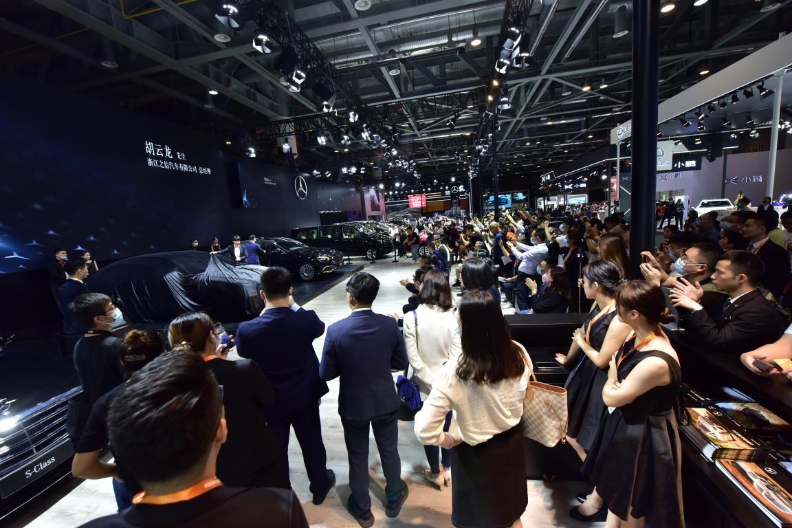 第二十一届杭州西博车展落幕 惊人